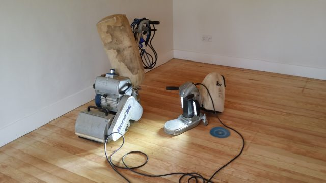 Beginner's Floor Sanding Package