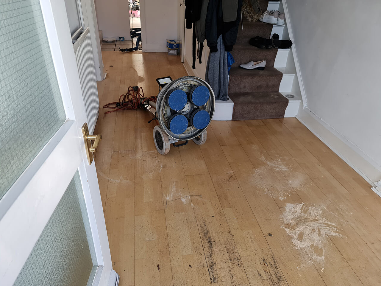 Sanding and refinishing Bromley Kent